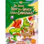 Grinch Filmer Dr Seuss' How The Grinch Stole Christmas [DVD] [2001]